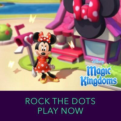 Hero Stream - Disney Magic Kingdoms - Rock the Dots
