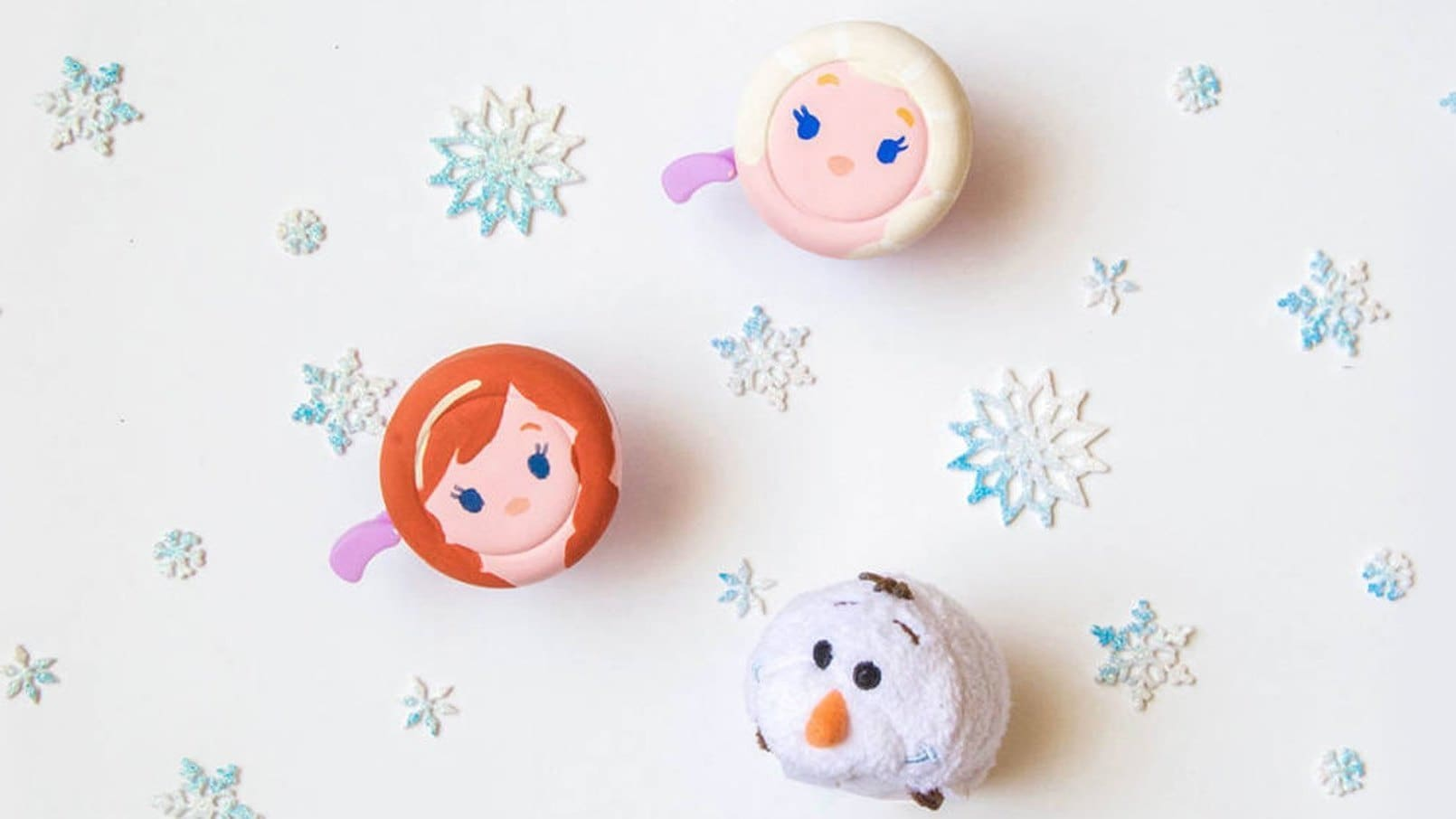 Anna And Elsa Bike Bell Craft