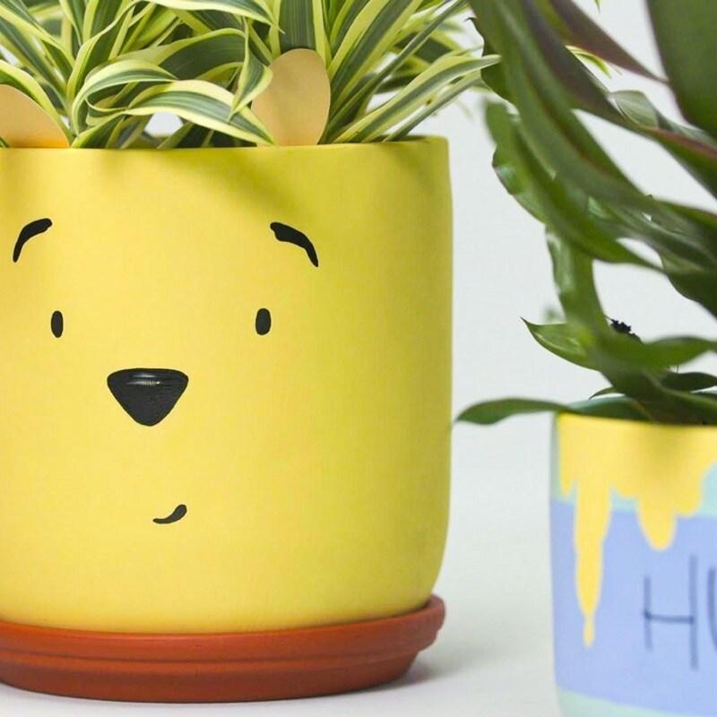 Winnie The Pooh Pots
