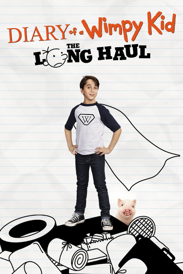 Diary Of A Wimpy Kid The Long Haul 20th Century Studios Family