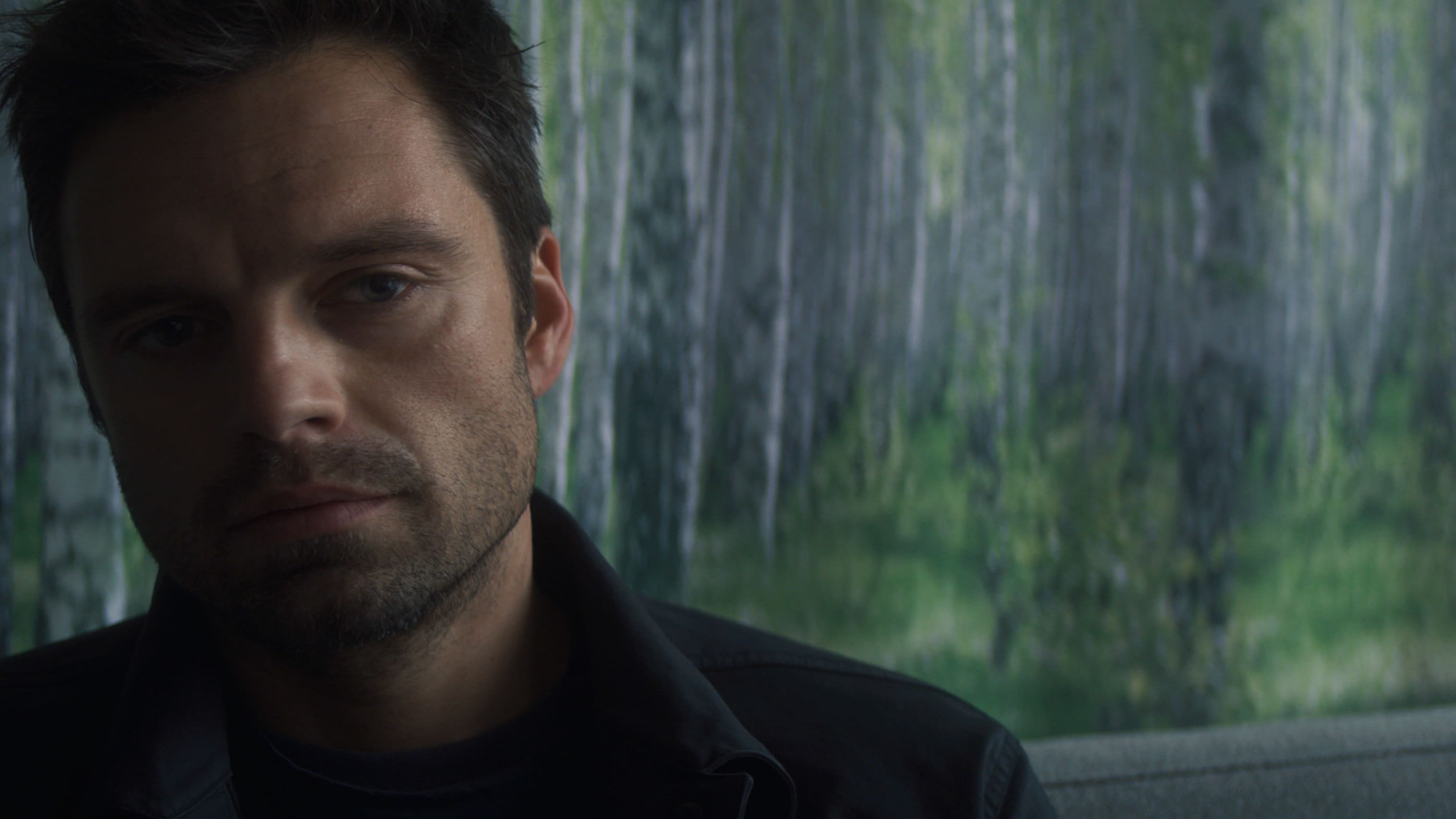 Winter Soldier/Bucky Barnes (Sebastian Stan) in Marvel Studios' THE FALCON AND THE WINTER SOLDIER exclusively on Disney+. Photo courtesy of Marvel Studios. ©Marvel Studios 2021. All Rights Reserved.