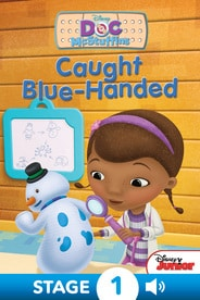 World of Reading Doc McStuffins: Caught Blue-Handed