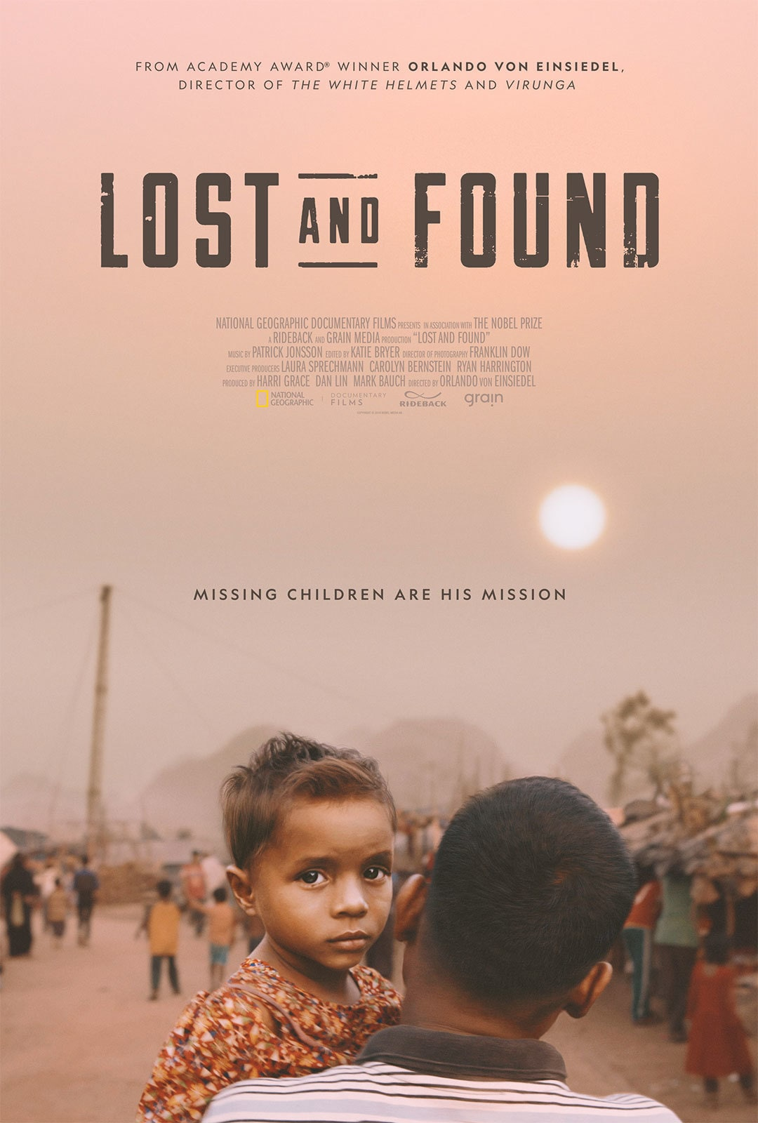 Lost and Found movie poster