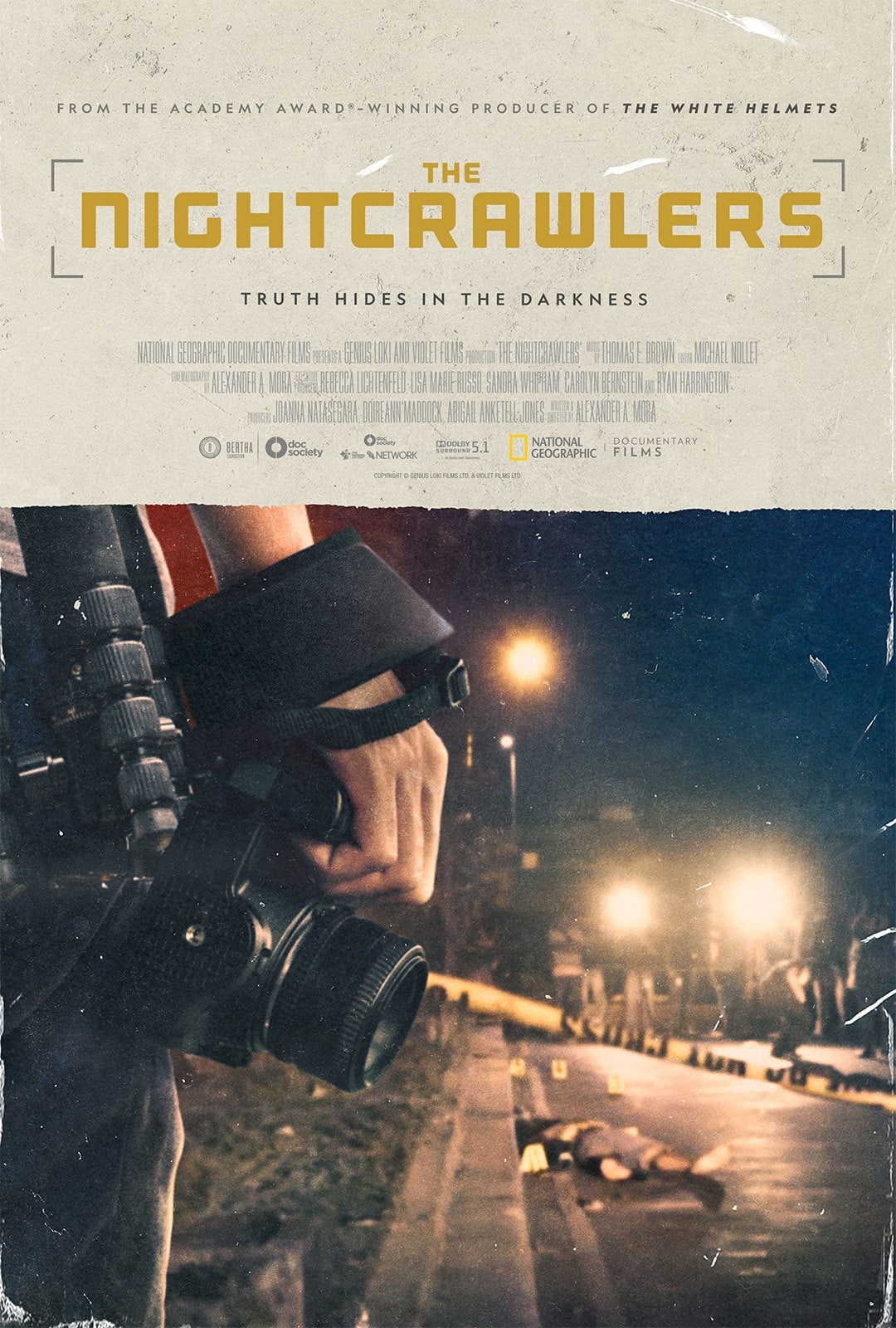 The Nightcrawlers movie poster