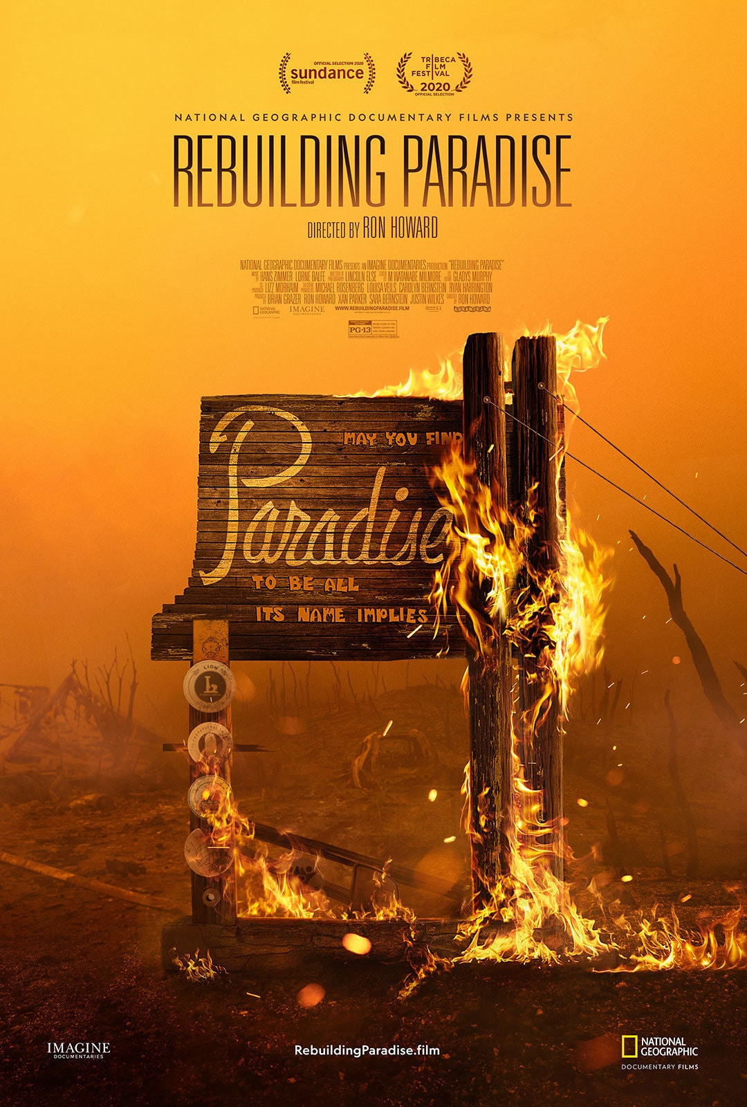 Rebuilding Paradise | National Geographic Documentary Films
