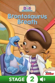 World of Reading: Doc McStuffins: Brontosaurus Breath