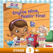 Doc McStuffins: Engine Nine, Feelin Fine!