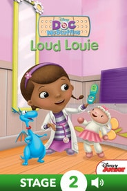 World of Reading: Doc McStuffins: Loud Louie