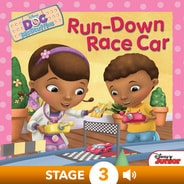 Doc McStuffins: Run-Down Racecar