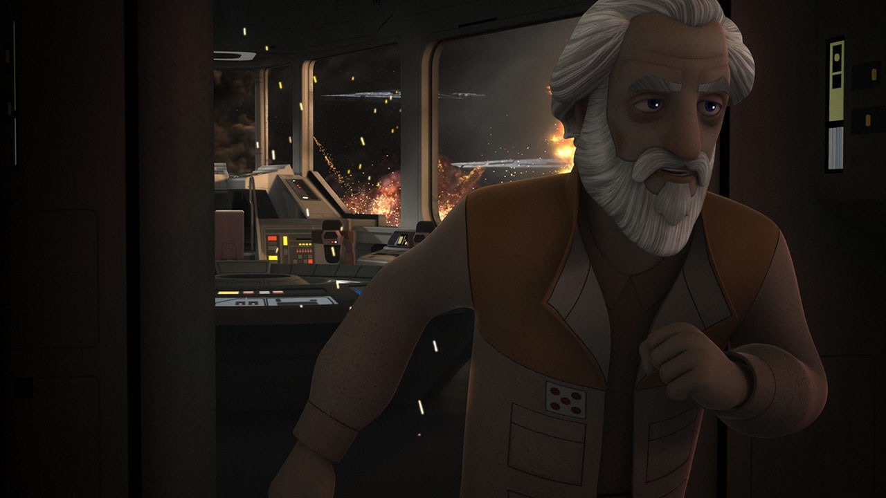"General Dodonna in ""Rebels"""