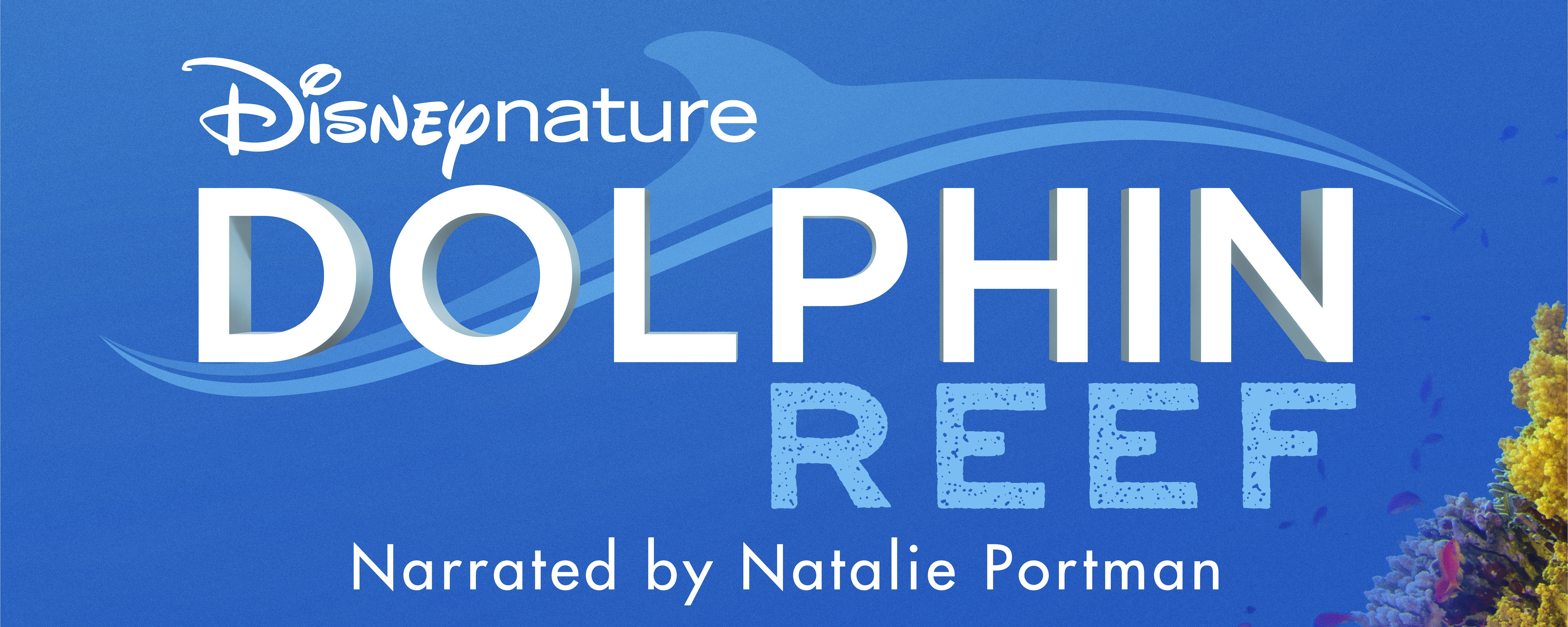 "Natalie Portman to Narrate Disneynature's ""Dolphin Reef"""