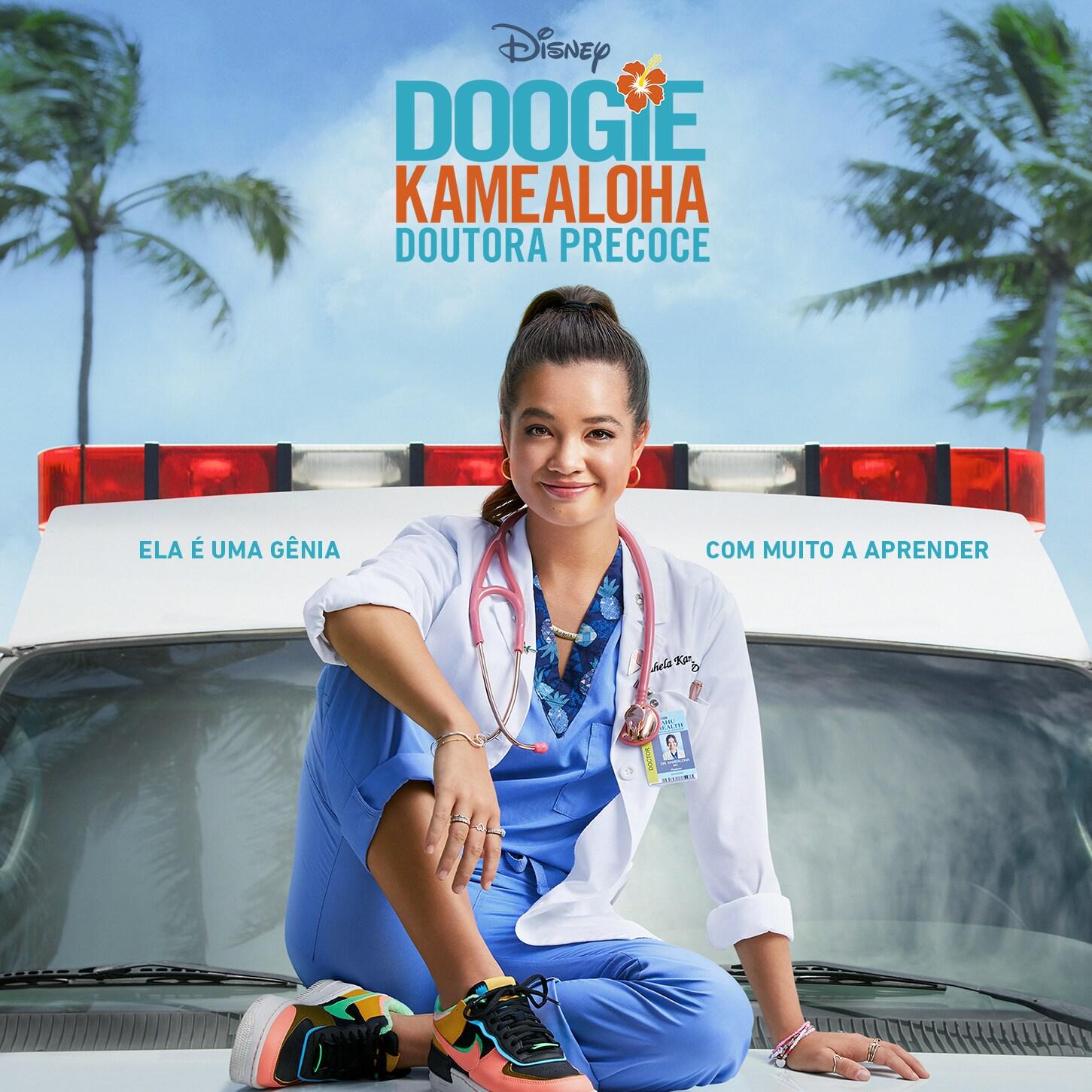 Doogie Kameāloha, la historia de una médica de 16 años