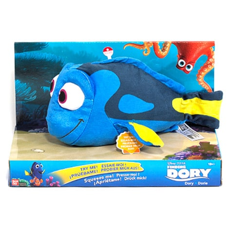Talking Plush Dory