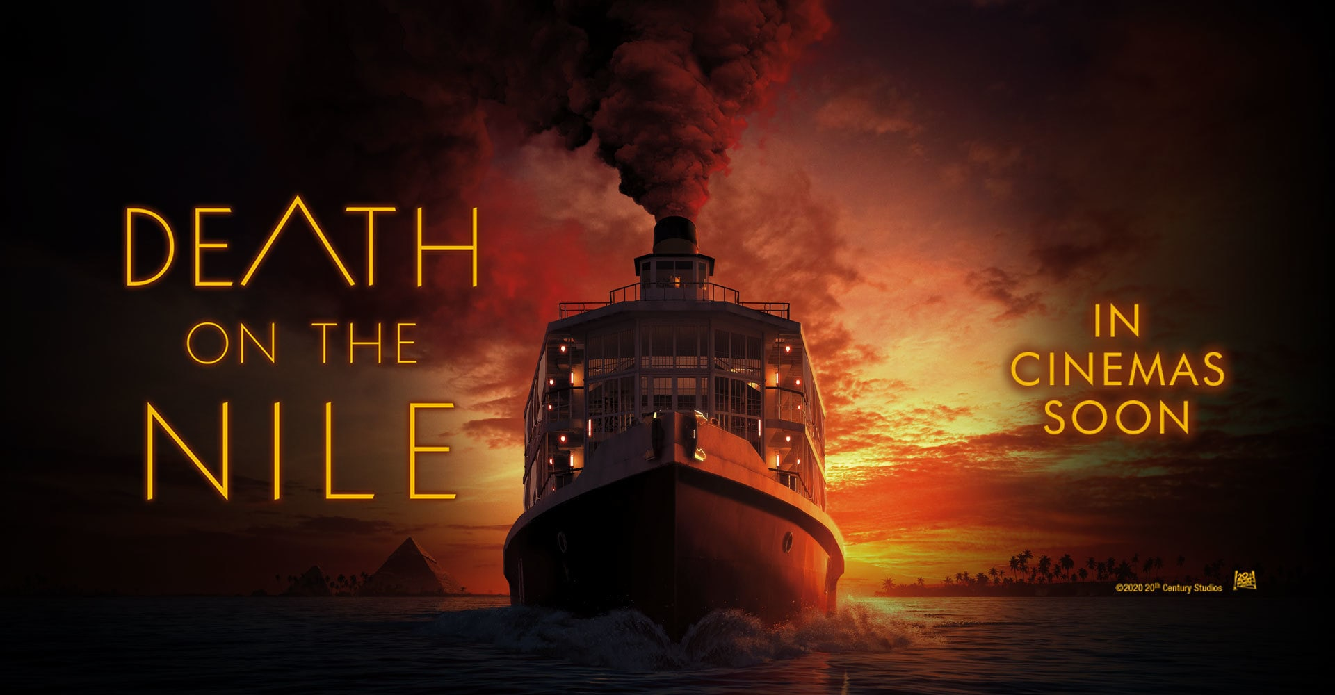 Death on the Nile SG - Banner Hero Object