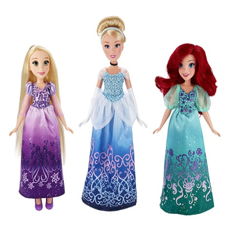Disney Princess Classic Fashion Doll AST
