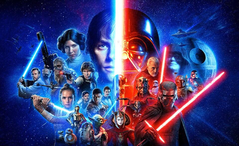 Star Wars On Disney Starwars Com