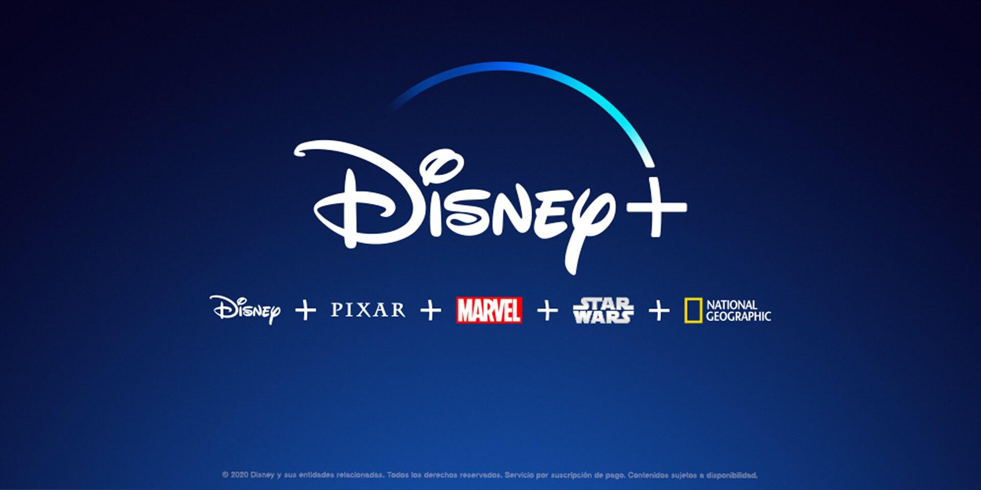 Disney+ | Preventa disponible para suscripción anual