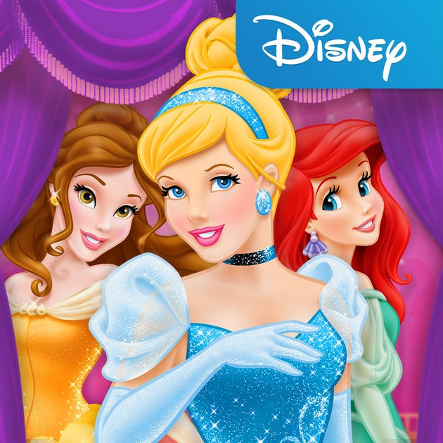 Disney Princess: Verhalen Theater