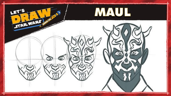Let's Draw! Maul