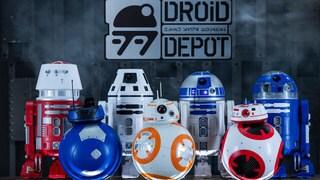 Look, Sir, A New Droid Depot App