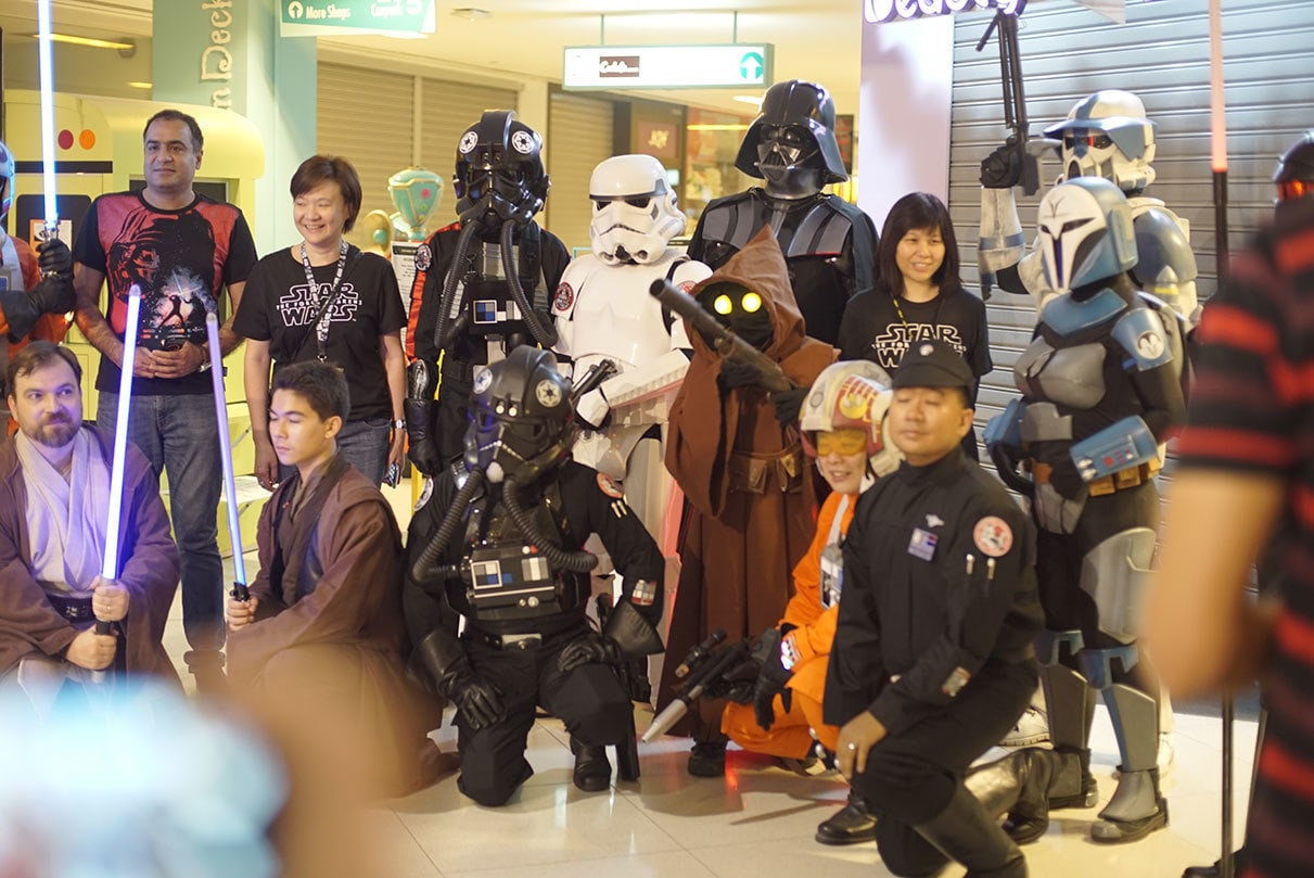 Force Friday in Singapore