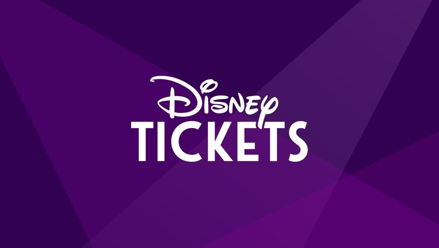 Disney Tickets logo