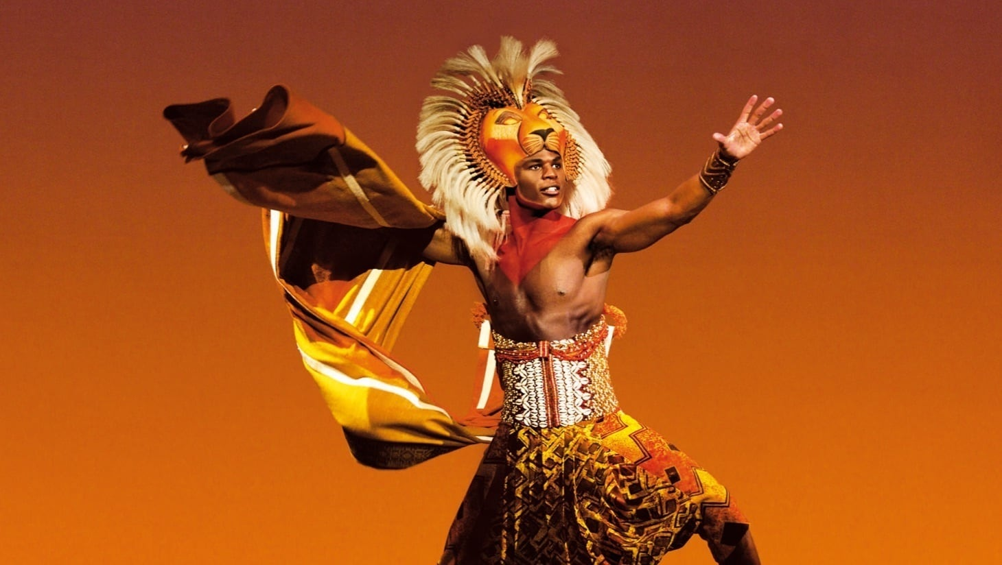 A still from The Lion King Musical