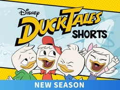 DuckTales Shorts