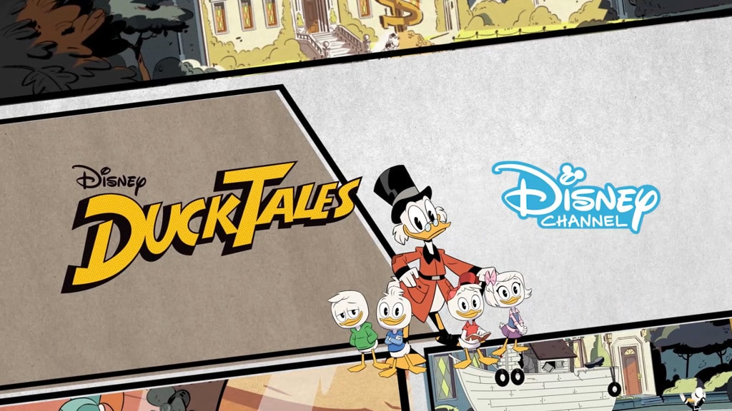 DuckTales Music Video