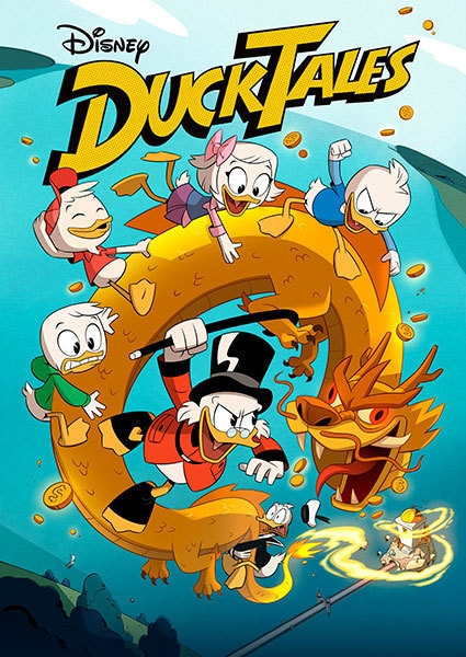 Ducktales - School's Out