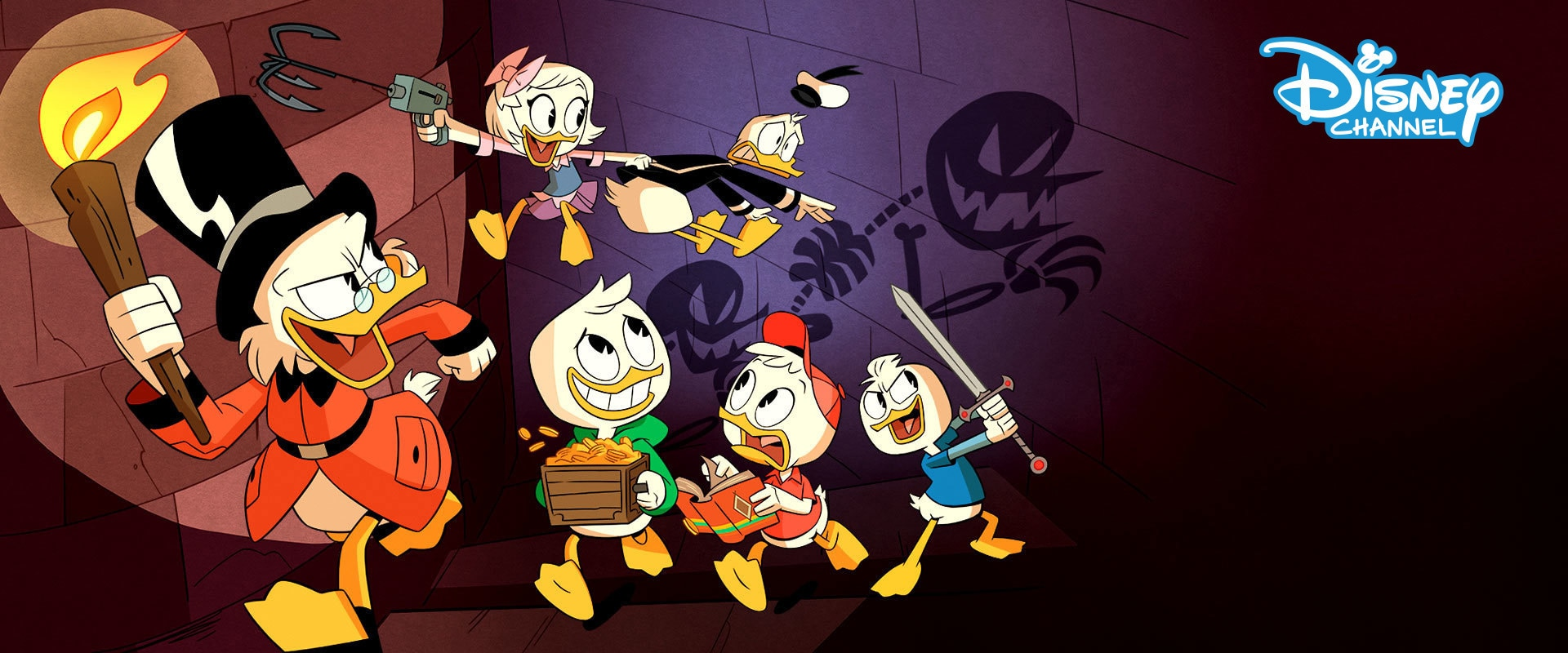 Ducktales - DC - Flex-Content Hero Object - video