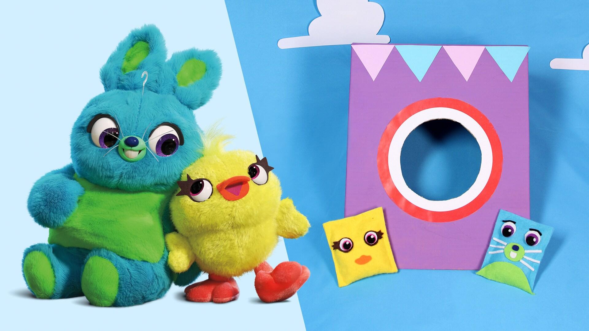 Bersenang-Senanglah Dengan Permainan Lempar Bantal Diy Toy Story 4 Yang Bisa Kamu Mainkan Dengan Keluargamu