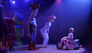 woody, bo peep, and duke caboom