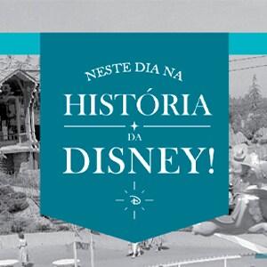 Hoje na História da Disney: Em 1955, Estreava Dumbo the Flying Elephant , no Disneyland.