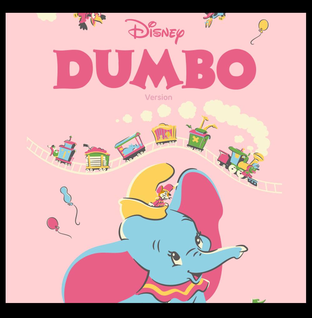 Stickers   Dumbo (Retro Pop)