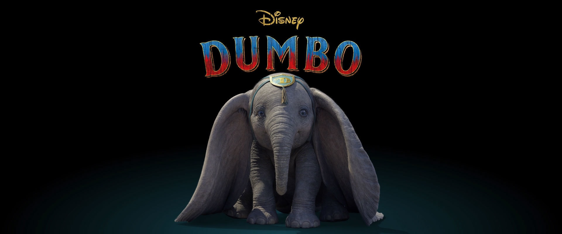 Dumbo - In Cinemas - Animated Banner