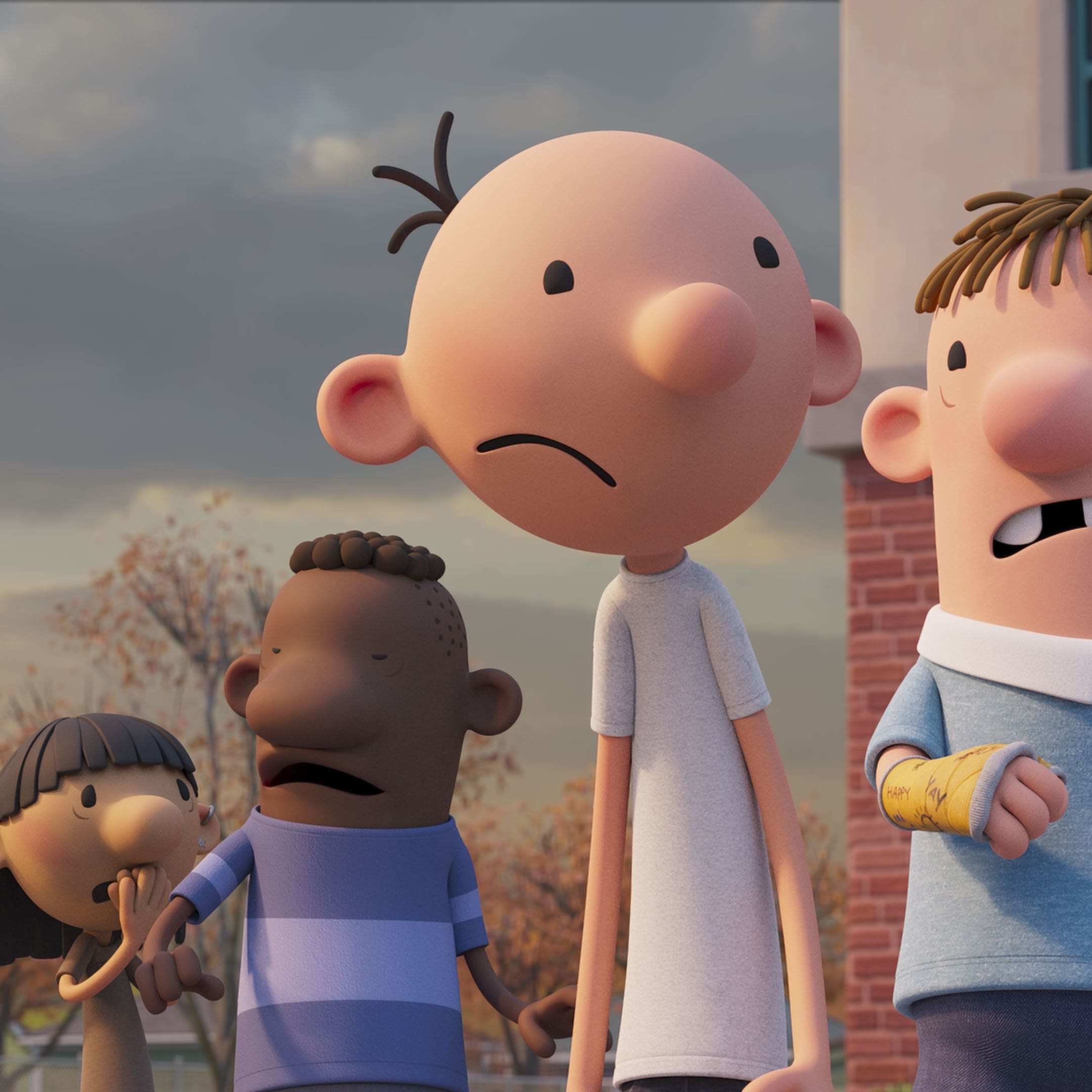 """Disney+ Original Movie """"Diary Of A Wimpy Kid"""" Trailer Now Available"""