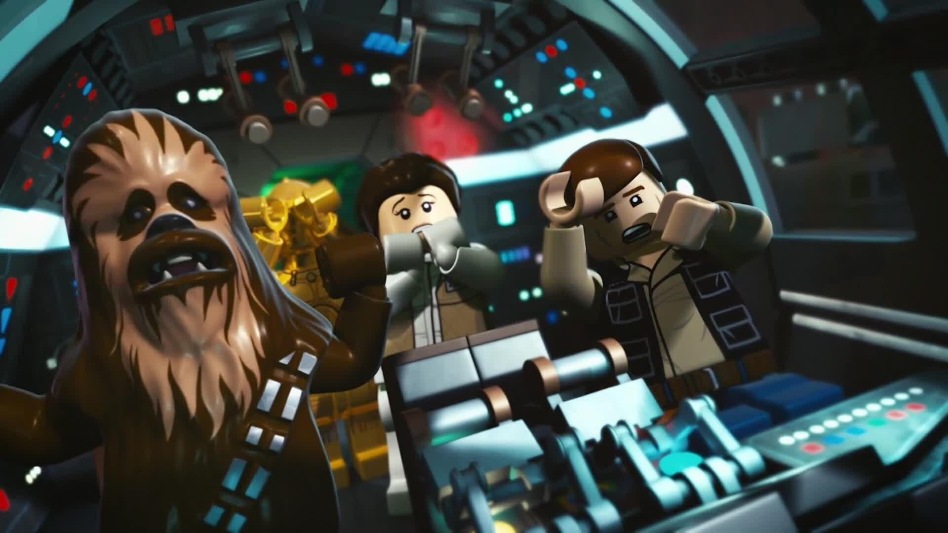 Star Wars Droiden-Saga: Freut euch auf Episode 4 & 5