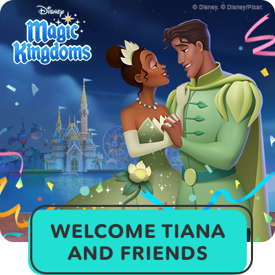 Disney Magic Kingdoms: Tiana