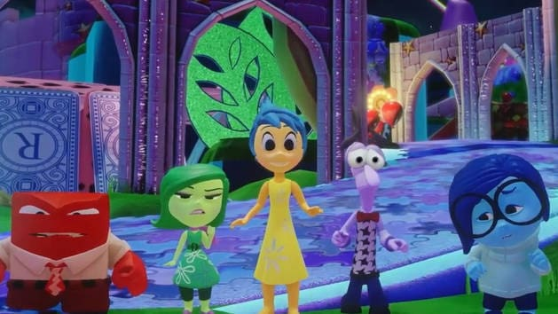 Disney Infinity 3.0: Inside Out