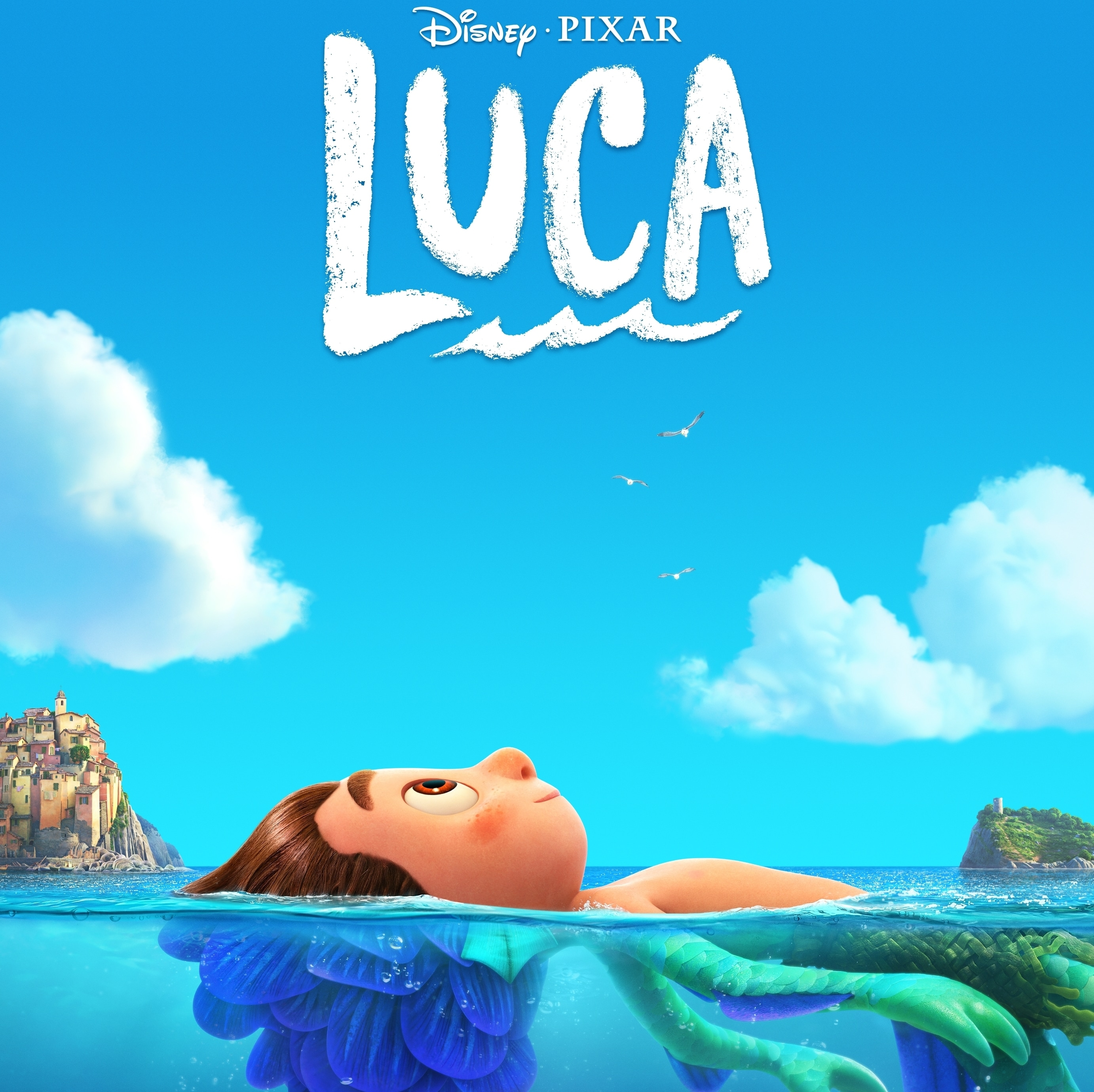 Watch a New Trailer for Disney and Pixar's Luca