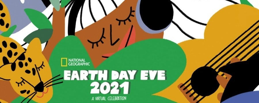 How We're Celebrating Earth Day With National Geographic