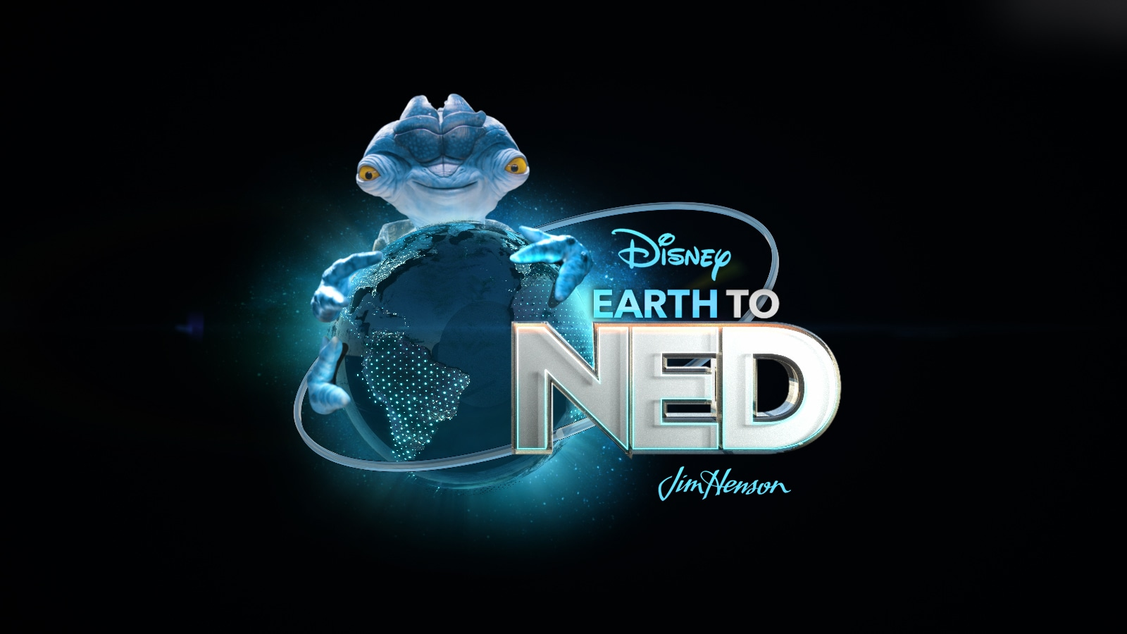 Earth to Ned Logo