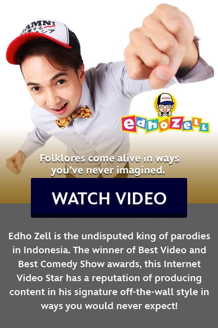 Edho Zell - YouTube Link
