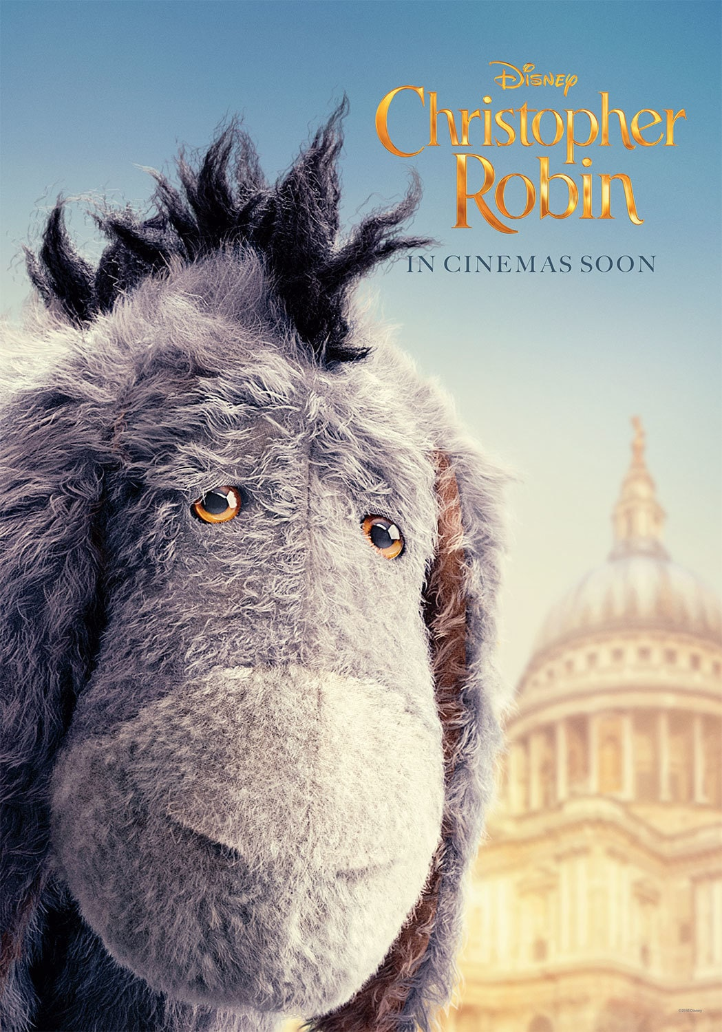 Disney's Christopher Robin - Eeyore
