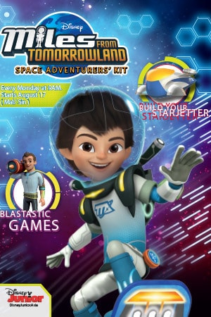 Miles From Tomorrowland - Space Adventurer's Kit (SEA)