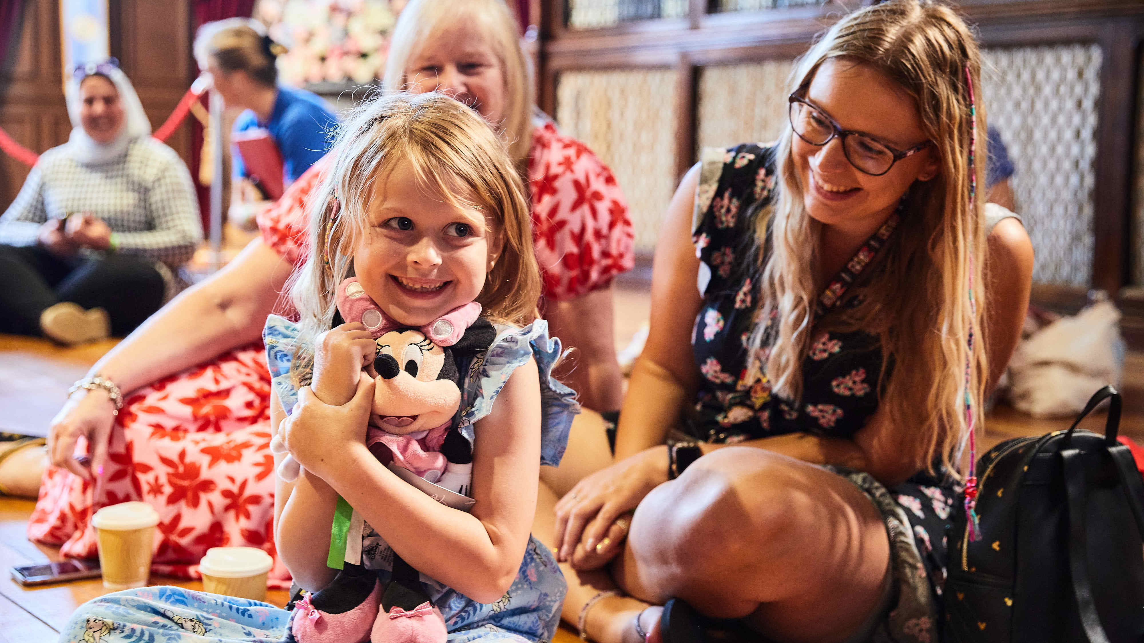 Disney and Make-A-Wish Create First of its Kind Disney Wish Experience For Wish Children in the UK