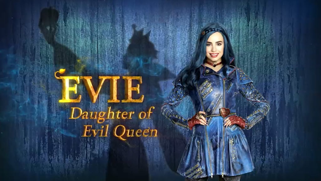 Evie returns | Disney Descendants 2