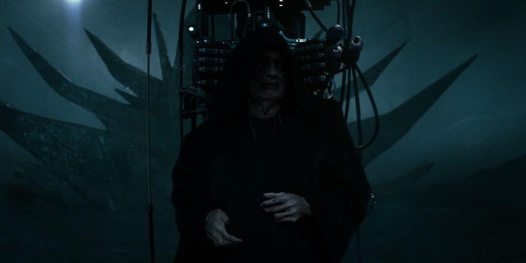 Emperor Palpatine Darth Sidious Starwars Com