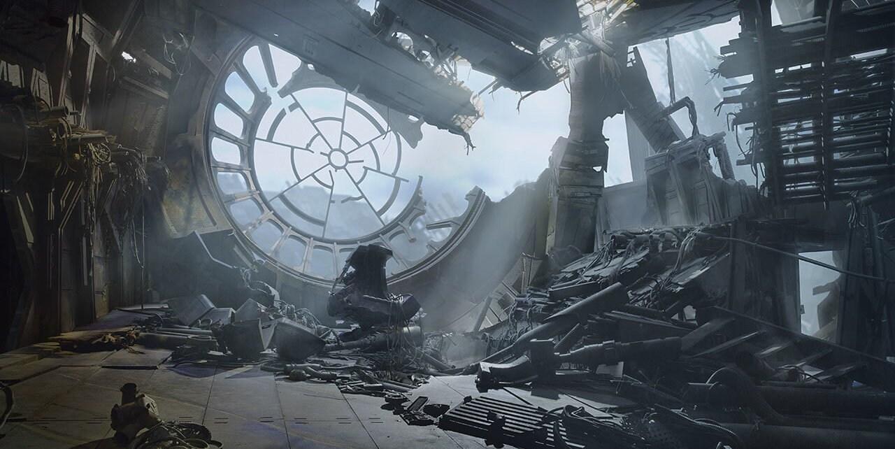 Emperor S Throne Room Starwars Com